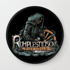 Rumplestiltskin Wall Clock