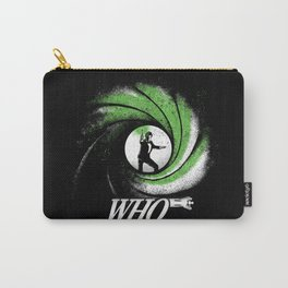 The Name's Who Carry-All Pouch