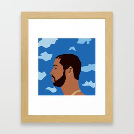Nothing Is The Same Framed Art Print