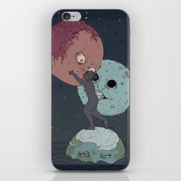 Space Boys iPhone Skin