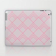 Diamond Art Deco; - Pink Laptop & iPad Skin