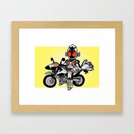 FourzeBike Mini-Print Framed Art Print