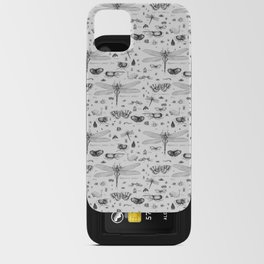 Braf insects iPhone Card Case