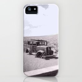Old Car Colors iPhone Case