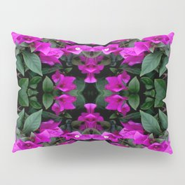 AWESOME AMETHYST PURPLE BOUGAINVILLEA VINES Pillow Sham