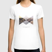 parks T-shirts featuring National Parks: Badlands by Roadtrippers