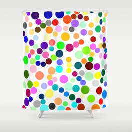 Sertaconazole Shower Curtain