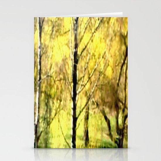 Frühling im Park. Stationery Cards