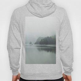Fog - Landscape Photography Hoody