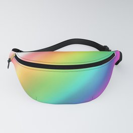 Rainbow Haze Fanny Pack