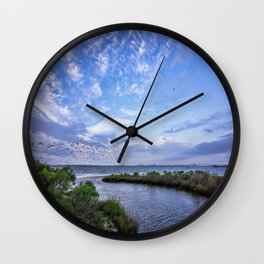 Awaken Wall Clock