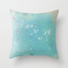Abstract No. 163 Throw Pillow
