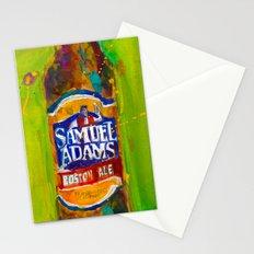 Samuel Adams Boston Lager Stationery Cards