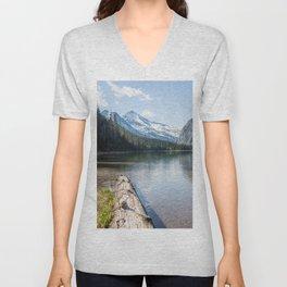 I Lake This View Unisex V-Neck