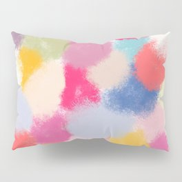 Splotches - by Kara Peters Pillow Sham