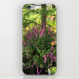 Hyde Hall in the blush of a summer iPhone Skin