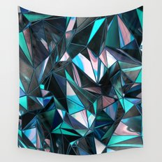 Dirty Poly Wall Tapestry