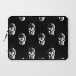 Skulls Pattern Laptop Sleeve