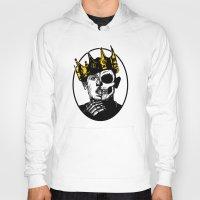 kendrick lamar Hoodies featuring King Kendrick by zombieCraig by zombieCraig