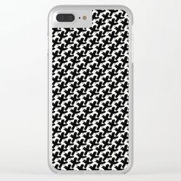 blackbird Clear iPhone Case