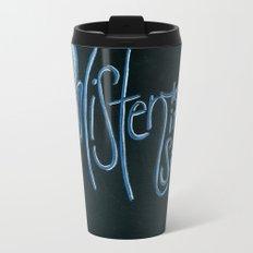 Listen Metal Travel Mug