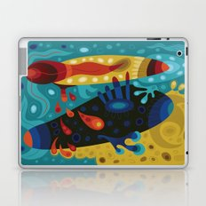 Turbo-Wobble Laptop & iPad Skin