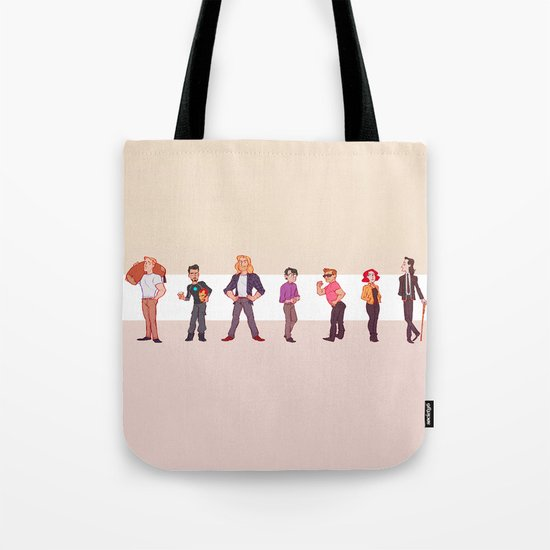 Off-Hours Tote Bag