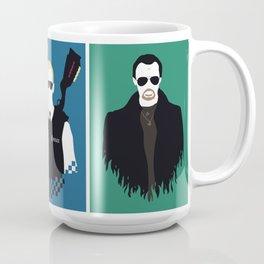 Blood & Ice Cream Coffee Mug