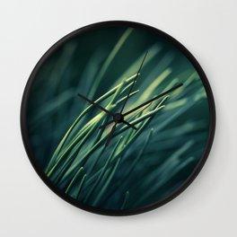 Chlorobionta Wall Clock