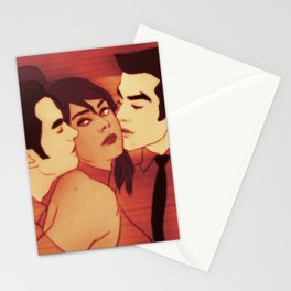 chooseonekorra Stationery Cards