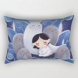 Song of the Sea Rectangular Pillow