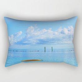 Bahamian Morning Rectangular Pillow