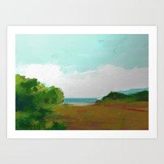 0093- Attica 1048-ba Art Print