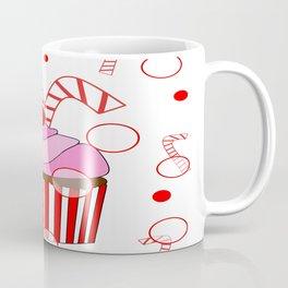 Festive Cupcake Coffee Mug