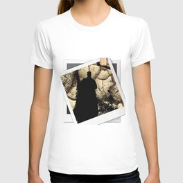 Shadow Across the Earth. T-shirt