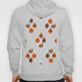 Thanksgiving Pattern Hoody