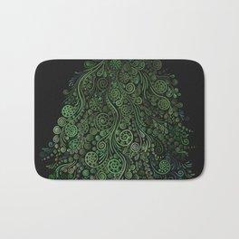Fantasy Tree Greenery Bath Mat
