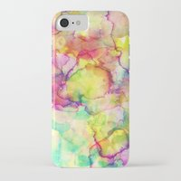 island iPhone & iPod Cases featuring Island by Amy Sia