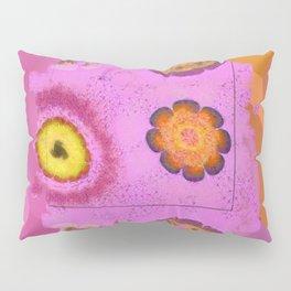 Verisimilitude Undraped Flowers  ID:16165-124635-29541 Pillow Sham