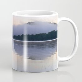 Tranquil Morning in the Adirondacks Coffee Mug