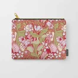 Carnivorous Plants, Vintage edition botany Carry-All Pouch