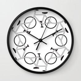 Infinity Bicycle Wall Clock