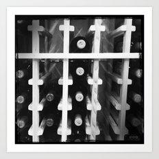 Holy Wine? Art Print