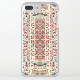 Persian 4 Clear iPhone Case