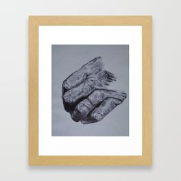101 Framed Art Print