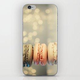 neapolitan macarons iPhone Skin