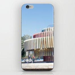 Tel Aviv photo - Dizengoff Square iPhone Skin