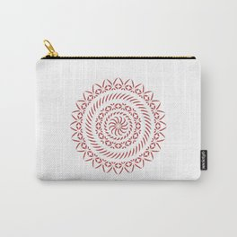 Spicy • Mandala Carry-All Pouch