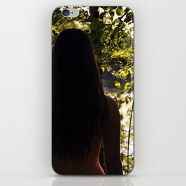 Self-Possession iPhone Skin