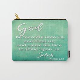 Psalm 61 Carry-All Pouch